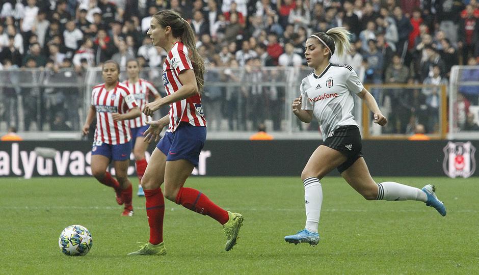 Temp. 19-20 | Besiktas - Atlético de Madrid Femenino | Kylie Strom
