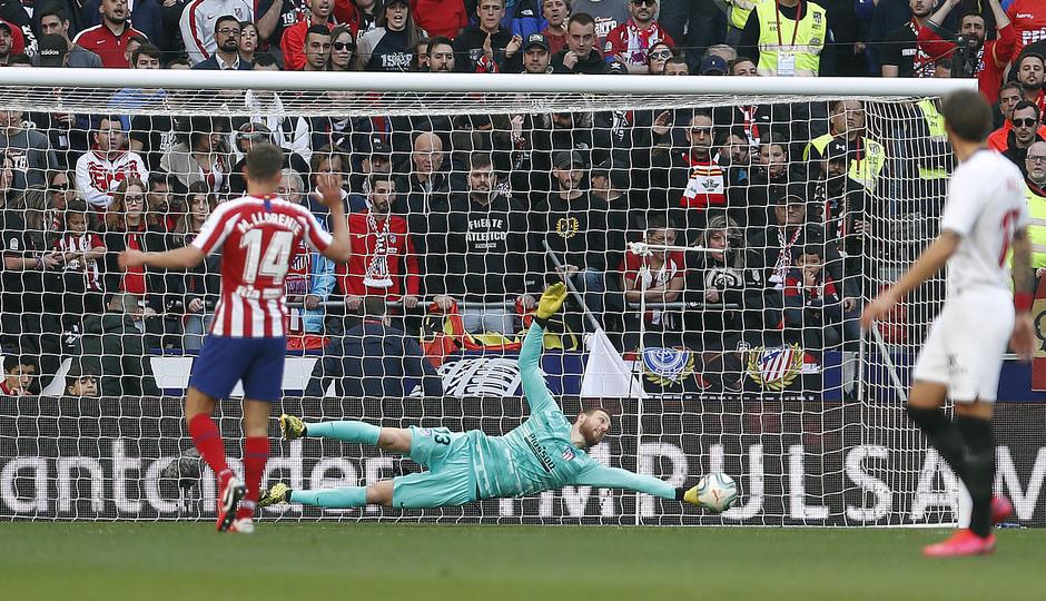 Temp. 19-20 | Atlético de Madrid-Sevilla | Oblak