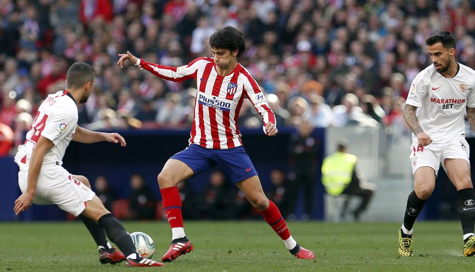 Temp. 19-20 | Atlético de Madrid-Sevilla | Joao Felix