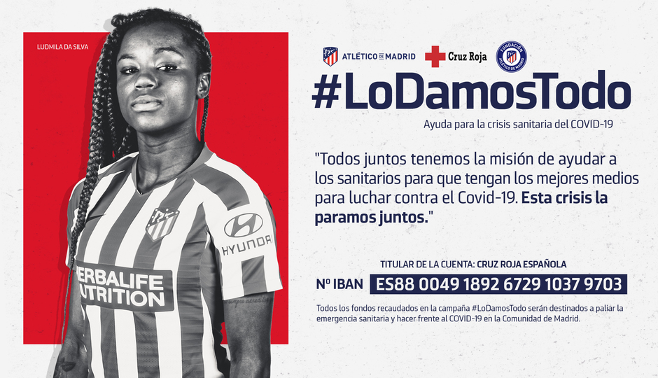 Ludmila #LoDamosTodo