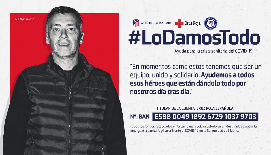 Pantic #LoDamosTodo