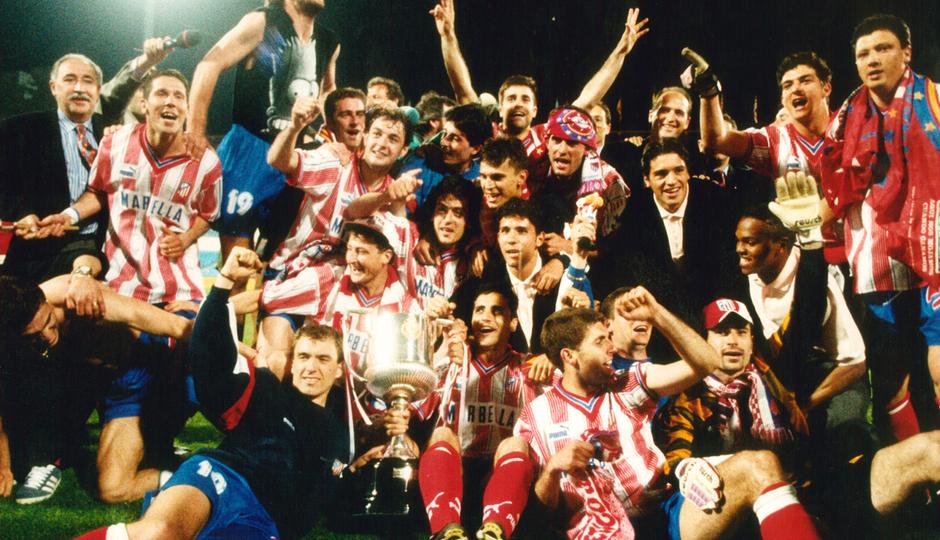 Radomir Antic y Solozabal | Copa del Rey 1995-96