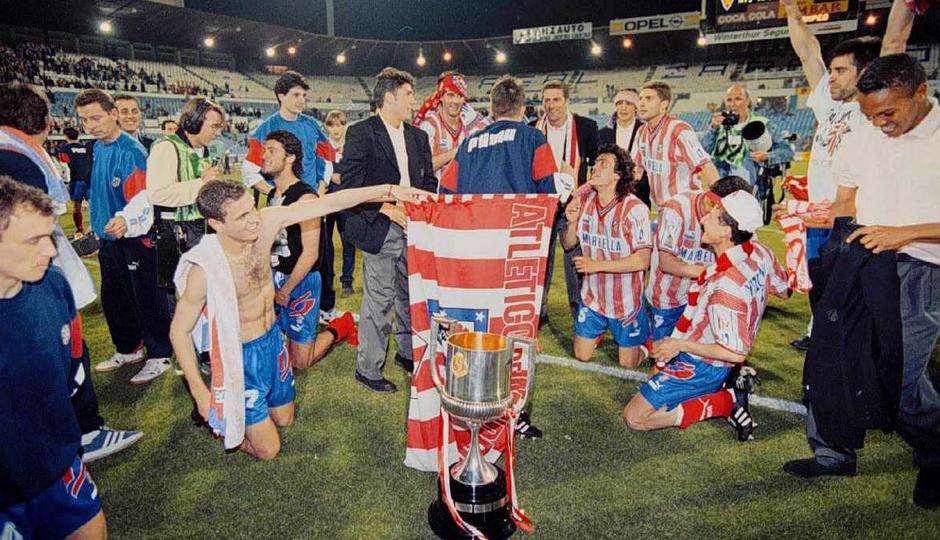 Final Copa del Rey 1996   Atlético de Madrid - FC Barcelona  