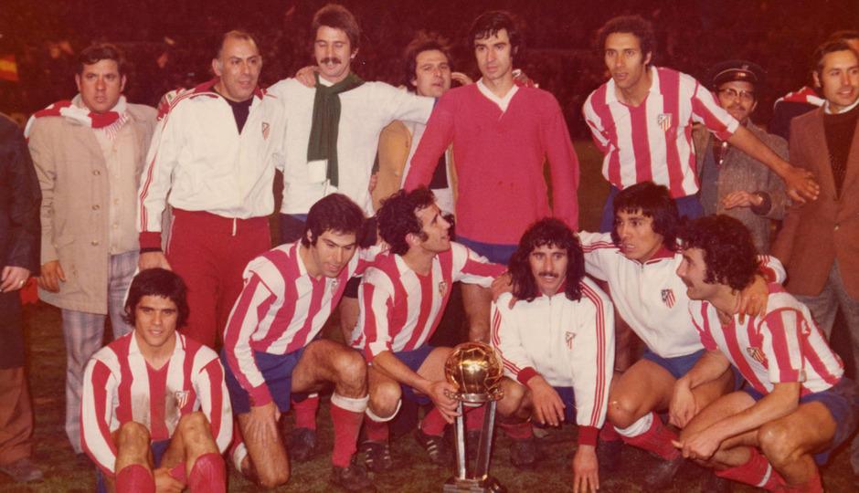 Final Intercontinental 1975 | Atlético de Madrid - Independiente de Avellaneda | Campeones |