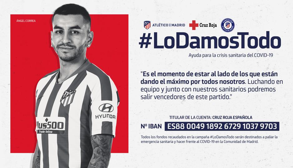 Correa #LoDamosTodo