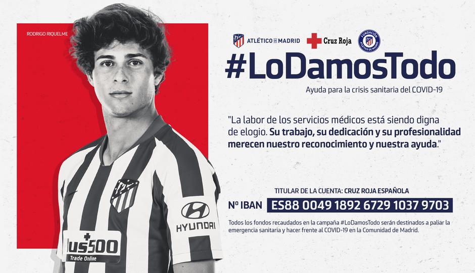 Riquelme #LoDamosTodo