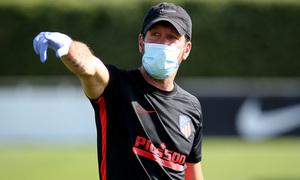 Temporada 19/20 | Entrenamiento primer equipo | Simeone