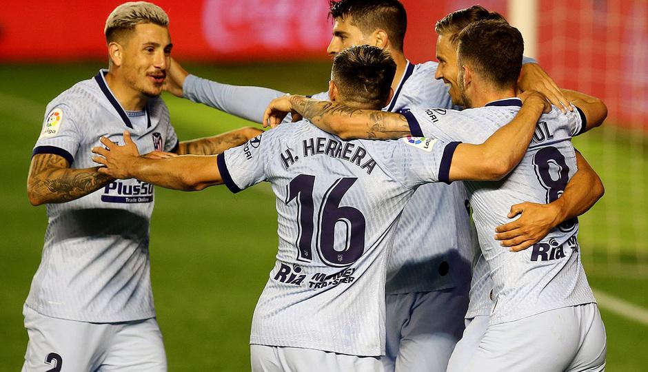 Temporada 2019/20 | Osasuna-Atlético | Gol