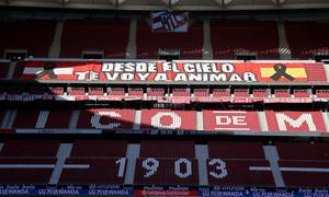 Temp 19/20   Atlético de Madrid - Valladolid   Homenaje 3