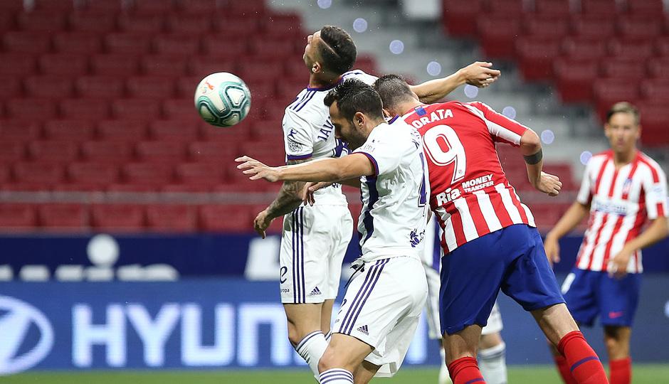 Temp 19/20 | Atlético de Madrid - Valladolid | Morata