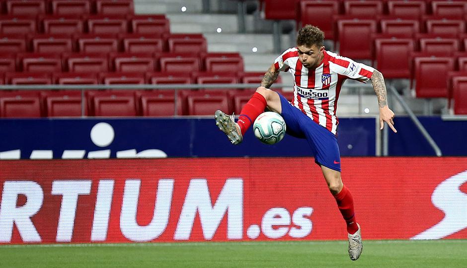 Temp 19/20   Atlético de Madrid - Valladolid   Trippier