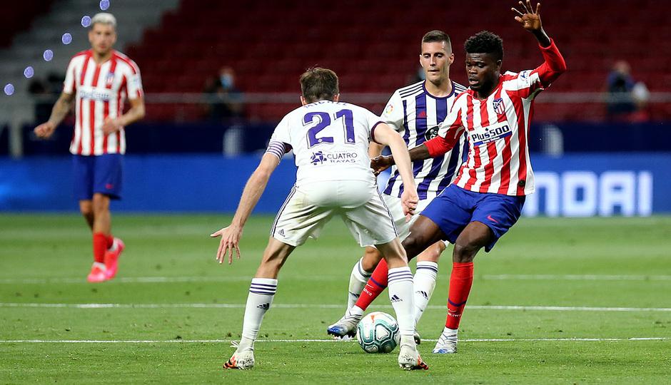 Temp 19/20 | Atlético de Madrid - Valladolid | Thomas