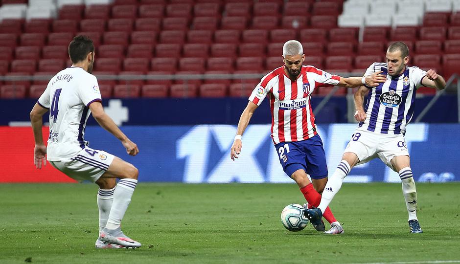 Temp 19/20 | Atlético de Madrid - Valladolid | Carrasco