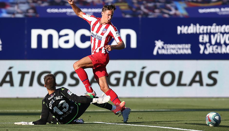 Temp. 19-20 | Levante-Atleti | Llorente