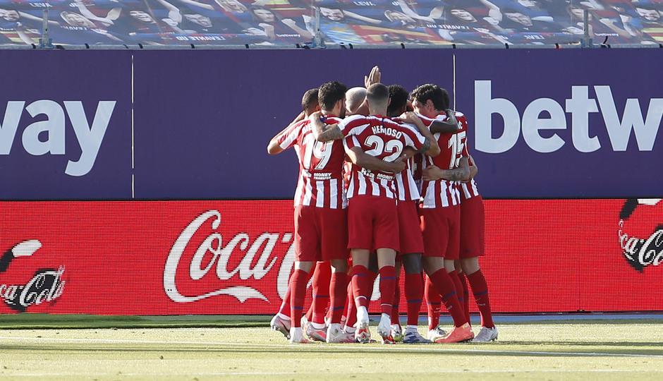 Temp. 19-20 | Levante-Atleti | Celebración