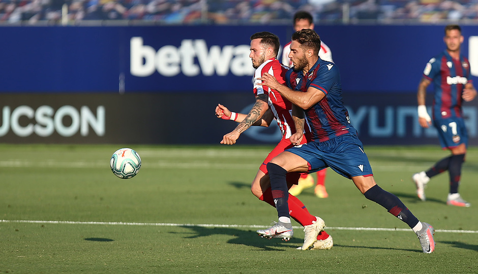 Temp. 19-20 | Levante-Atleti | Saúl