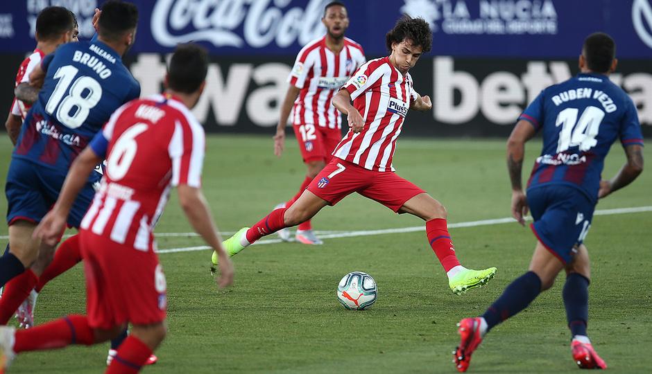 Temp. 19-20 | Levante-Atleti | Joao Félix