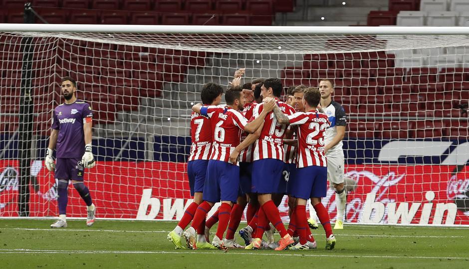 Temporada 19/20 | Atleti - Alavés | Gol
