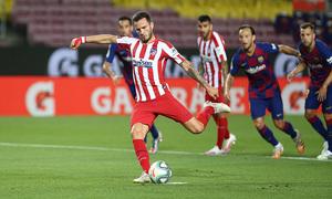 Temp. 19-20 | FC Barcelona - Atlético de Madrid | Saúl