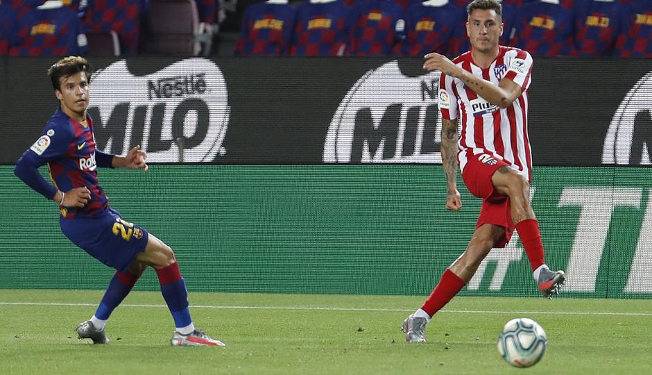 Temp. 19-20 | FC Barcelona - Atlético de Madrid | Giménez