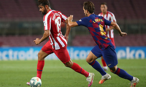 Temp. 19-20 | FC Barcelona - Atlético de Madrid | Costa