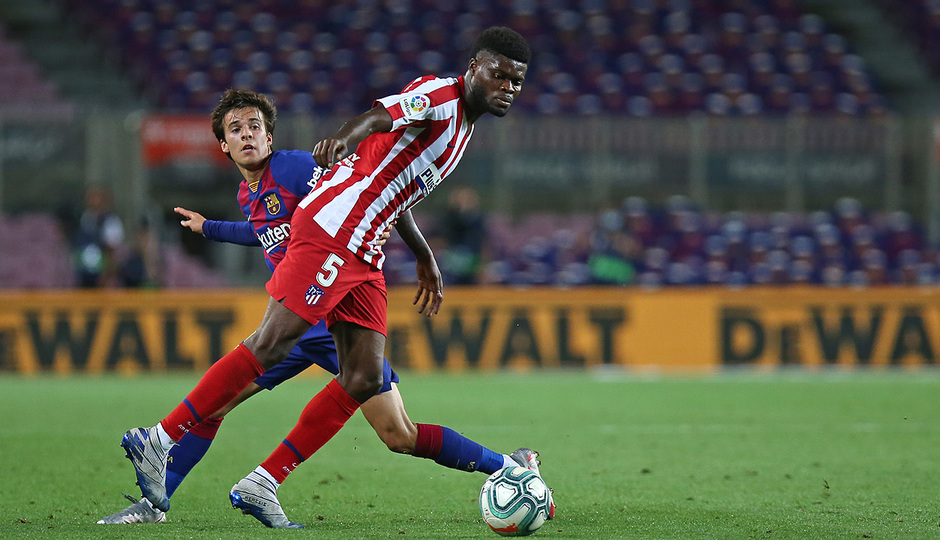 Temp. 19-20 | FC Barcelona - Atlético de Madrid | Thomas