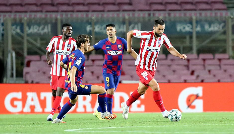 Temp. 19-20 | FC Barcelona - Atlético de Madrid | Felipe