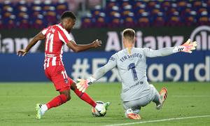 Temp. 19-20 | FC Barcelona - Atlético de Madrid | Lemar