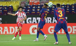 Temp. 19-20 | FC Barcelona - Atlético de Madrid | Joao Félix