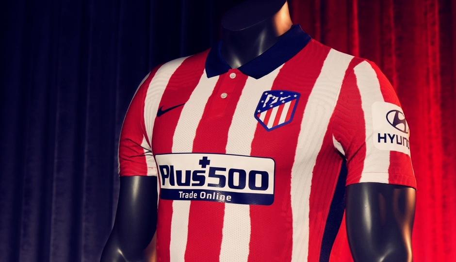 Diseño nueva equipación Atlético de Madrid 20/21