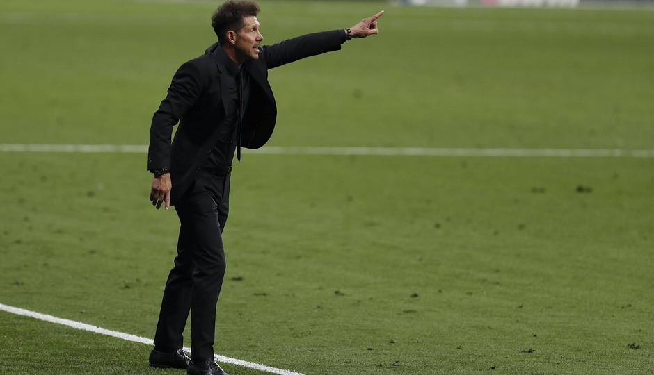 Temporada 19/20 | Atlético de Madrid - Mallorca | Simeone