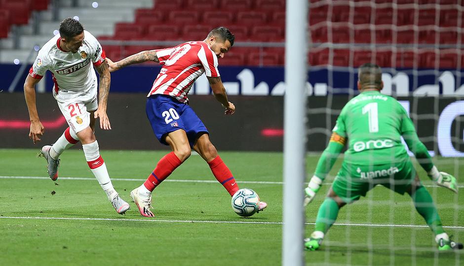 Temporada 19/20 | Atlético de Madrid - Mallorca | Vitolo