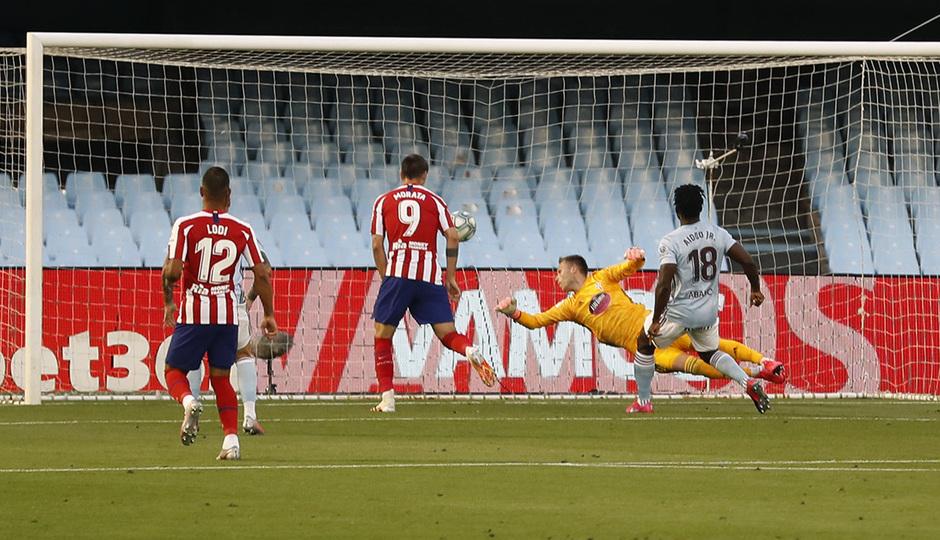 Temp. 19-20 | Celta - Atlético de Madrid | Morata