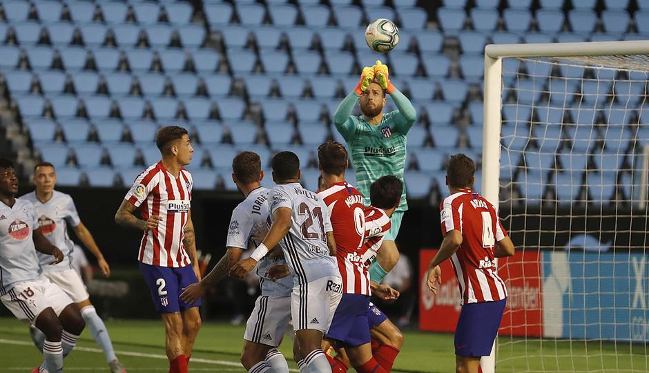 Temp. 19-20 | Celta - Atlético de Madrid | Oblak