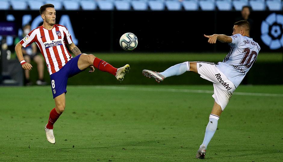 Temp. 19-20 | Celta - Atlético de Madrid | Saúl