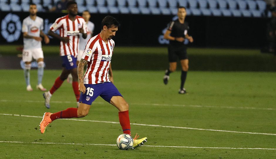 Temp. 19-20 | Celta - Atlético de Madrid | Savic