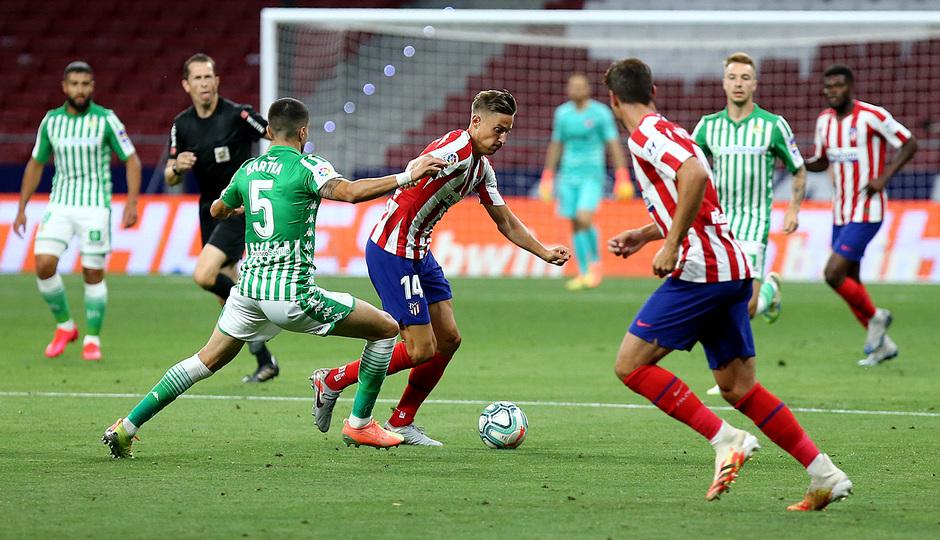 Temp. 19-20 | Atlético de Madrid - Real Betis | Llorente