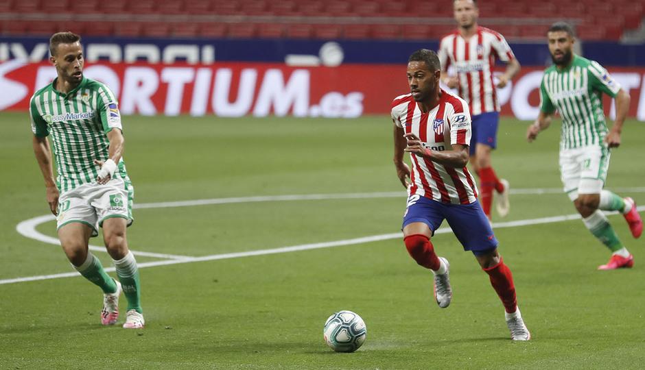 Temp. 19-20 | Atlético de Madrid - Real Betis | Lodi