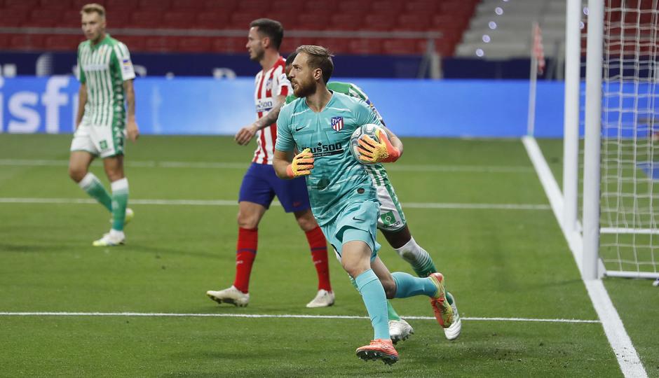 Temp. 19-20 | Atlético de Madrid - Real Betis | Oblak