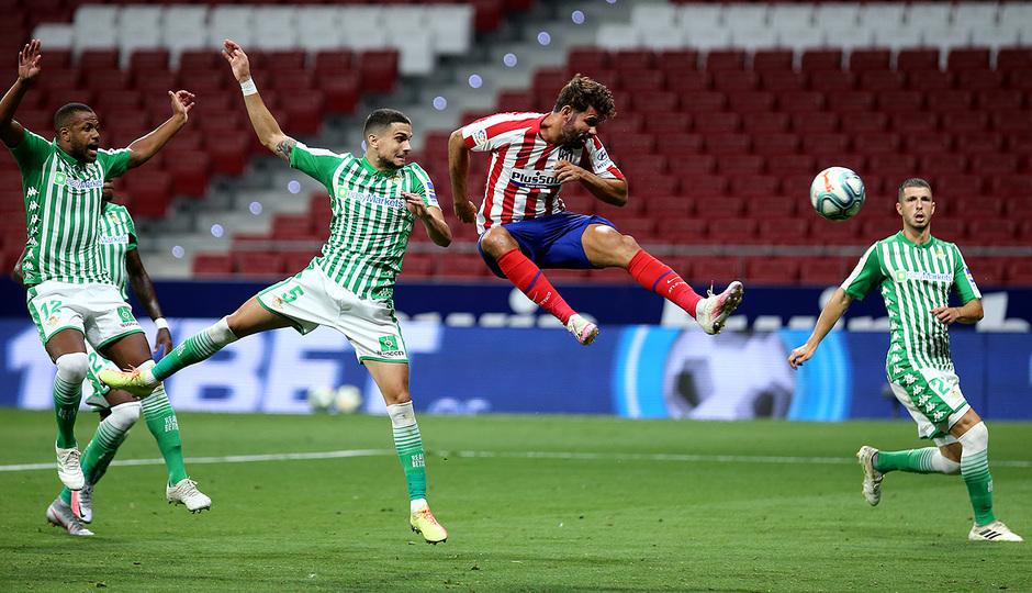 Temp. 19-20 | Atlético de Madrid - Real Betis | Costa