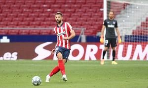 Temp. 19/20. Atlético de Madrid-Real Sociedad. Felipe