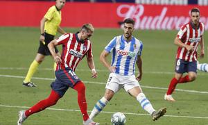 Temp. 19/20. Atlético de Madrid-Real Sociedad. Herrera