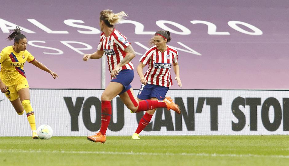 Temp. 19-20 | UWCL | Atleti-Barsa | Alia y Sosa