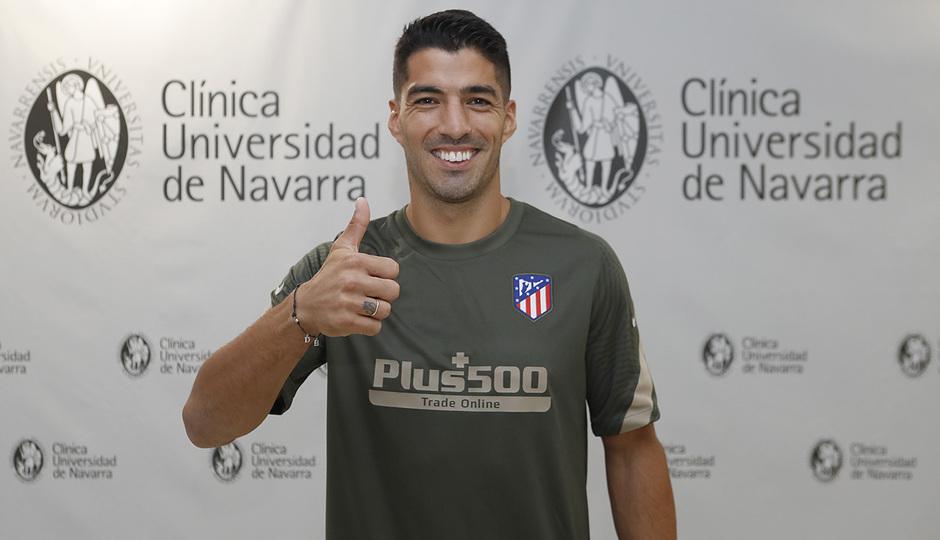 Temporada 2020/21 | Bienvenido Luis Suárez | Reconocimiento médico