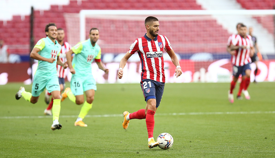 Temporada 20/21 | Atlético de Madrid - Granada | Carrasco