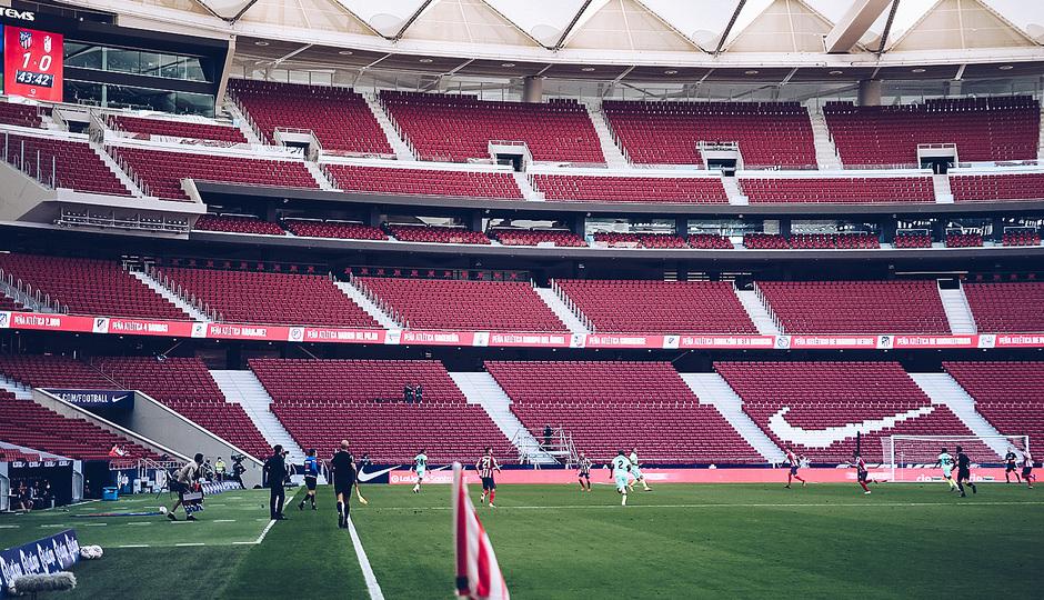 Temporada 20/21 | Atlético de Madrid - Granada | La otra mirada