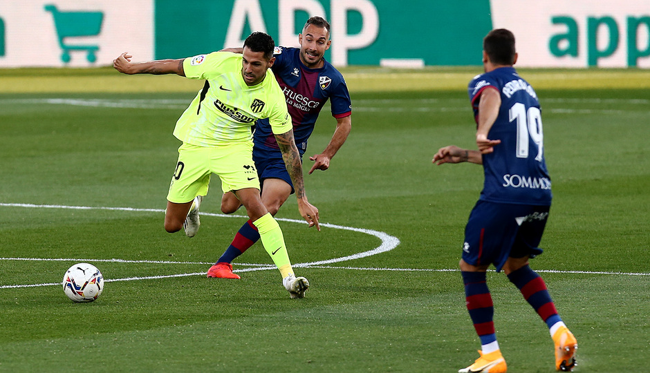 Temporada 20/21 | Huesca - Atleti | Vitolo