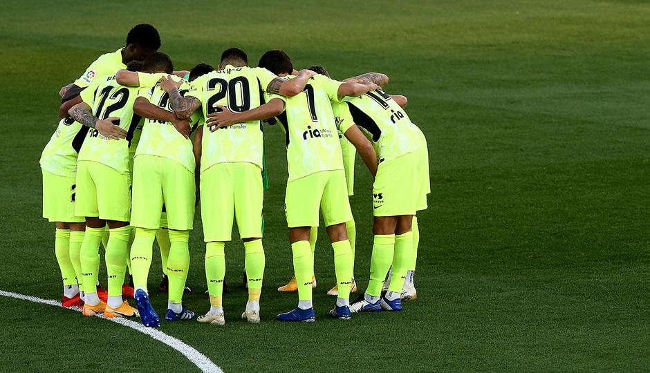 Temporada 20/21 | Huesca - Atleti | Piña