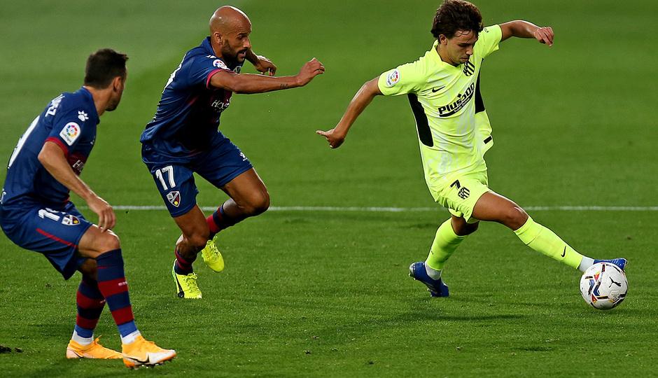 Temporada 20/21 | Huesca - Atleti | Joao Félix