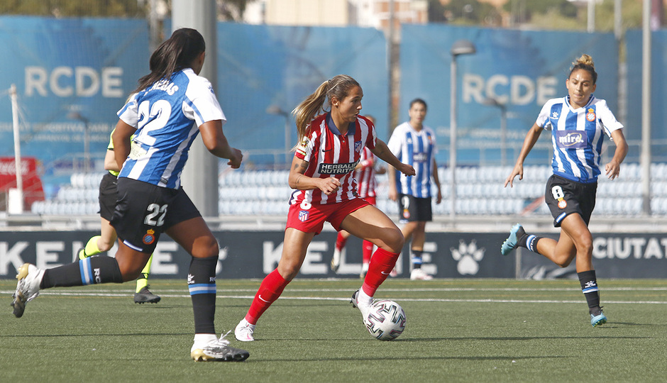 Temporada 20/21 | Espanyol-Atlético de Madrid Femenino | Deyna
